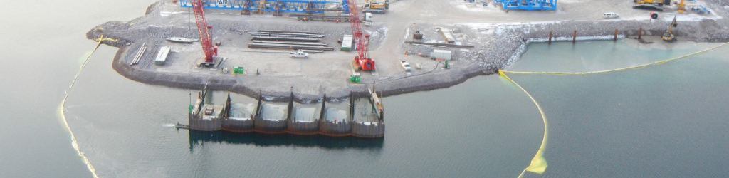 Baffinland OCSP Construction
