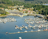 Statter Harbor Moorage Improvements, Juneau - Home Icon