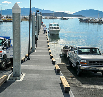 Statter Harbor Launch Ramp Facility
