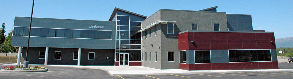 Meridian Office Building, Wasilla