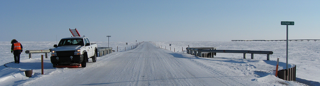 Bridge Inspections, North Slope_Banner