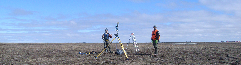 North Slope Summer Surveying