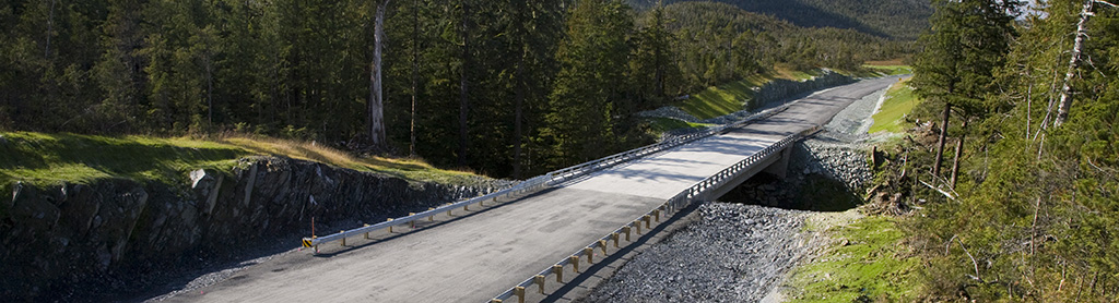 Gravina Island Access Road and Bridge