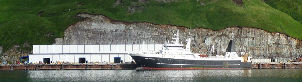 Dutch Harbor Bulkhead