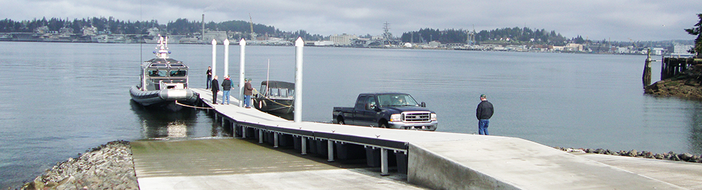 Port Orchard Boatramp