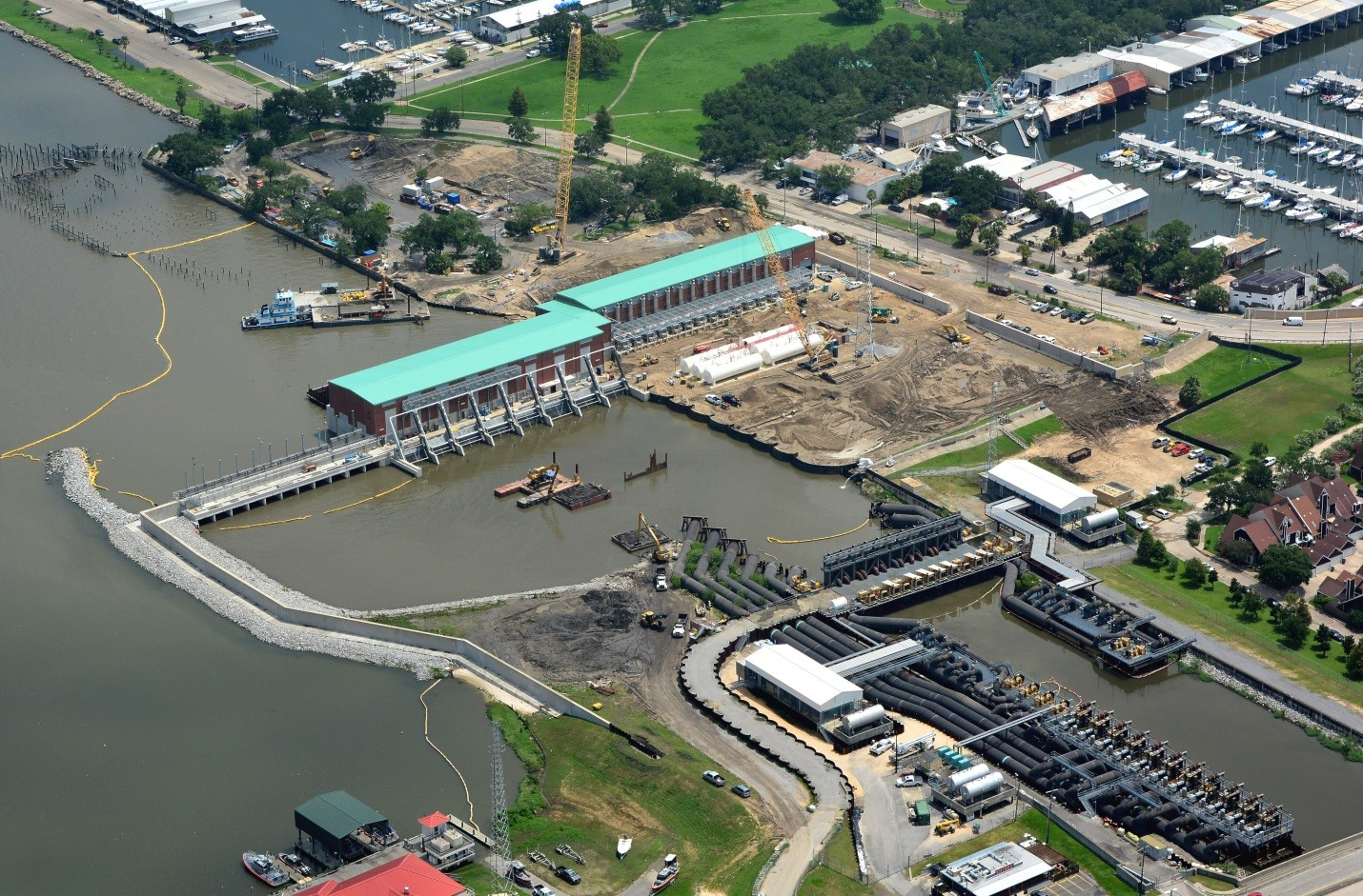 PCCP Commissioning Nears Completion