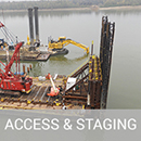 Construction Access and Staging